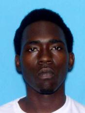 Vandarius Hall is wanted by Selma Police in connection with the shooting death of a Lowndesboro man.