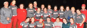 Lowndes Academy Lady Rebels finished runners-up in the Lowndes Academy Softball/Baseball Tournament.