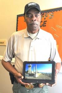 4-5 Sheriff John williams Dell Tablet