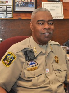 "Lowndes County Sheriff John ""Big John"" Williams was reelected Tuesday  June 5."